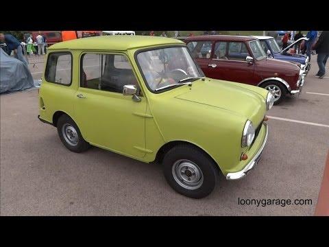 Morris Mini Van Shorty