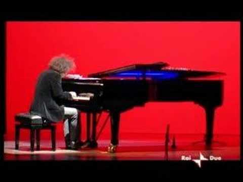 Stefano Bollani - Jazz piano solo