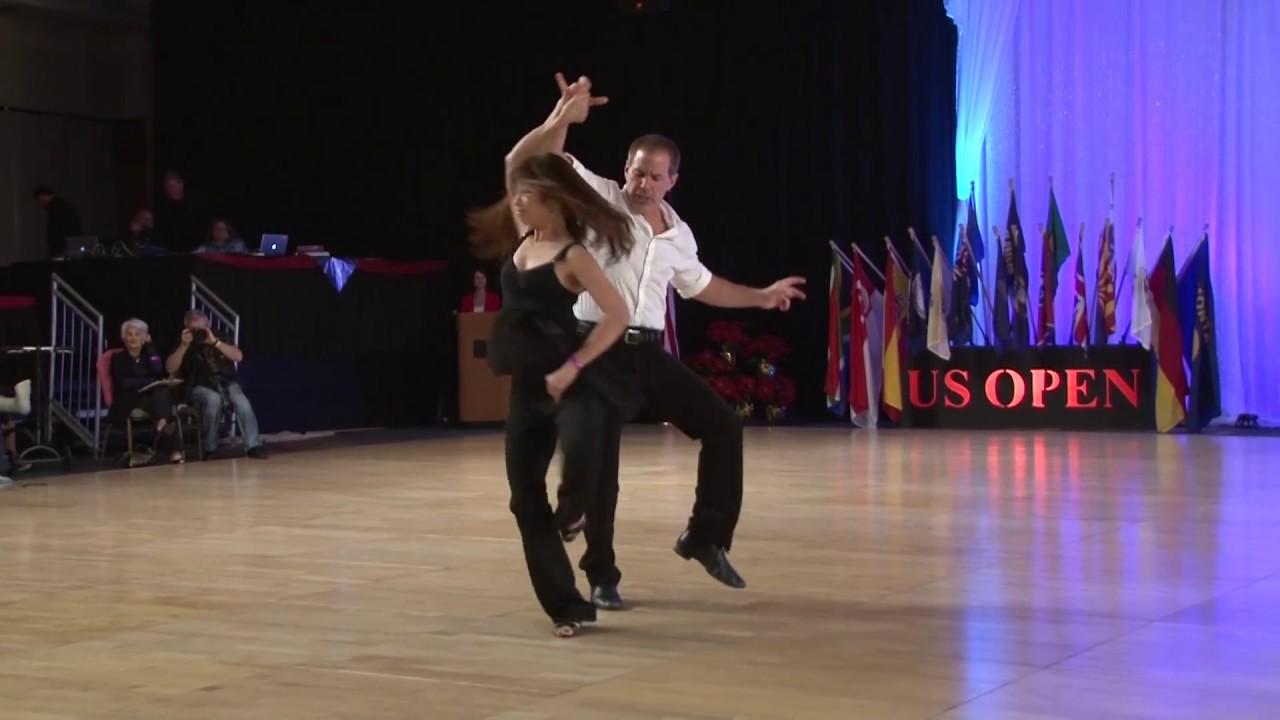 2013 Strictly Swing Champions - Robert Royston & Yenni Setiawan - US Open Swing Dance