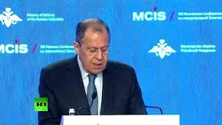 Московская конференция по международной безопасности (24.04.2019 13:11)