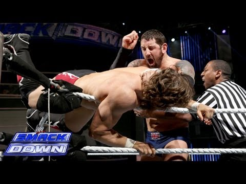 Daniel Bryan vs. Wade Barrett: SmackDown, July 19, 2013