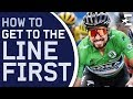 Science of Cycling – The Sprint: How To Get To The Line First | Eurosport