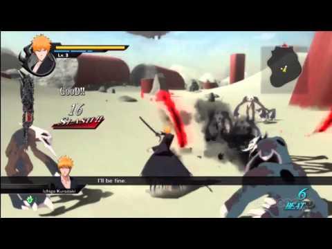 GameSpot Reviews - Bleach: Soul Resurreccion (PS3)