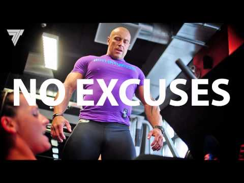 NO EXCUSES  - Motivational Video