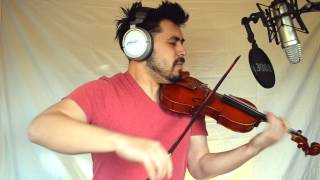 Radioactive - Imagine Dragons - (Dubstep Violin Cover by David Wong)