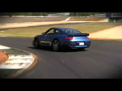 A ride with Randy Pobst in the APR Porsche 997 Turbo