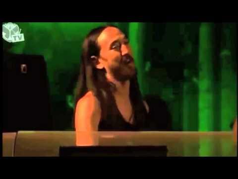 Steve Aoki, Angger Dimas, Dimitri Vegas & Like Mike - Phat Bram Premiere LIVE FROM TOMORROWLAND 2012