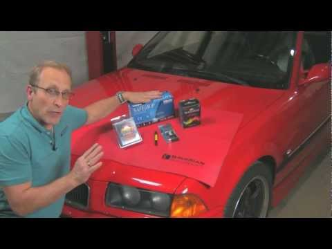 Repairing Paint Chips On A BMW Or MINI