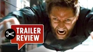 Instant Trailer Review: Wolverine TRAILER (2013) - Hugh Jackman, X-Men Movie HD