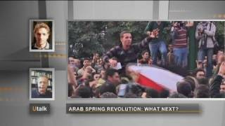 euronews U talk - Arab Spring revolution: what next? view on youtube.com tube online.