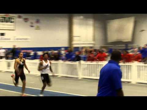 Braxton Klavins Final Lap - Men's 4x400 Meter Relay