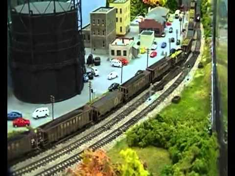 Milton Keynes Model Railway Society's Model Railway Show Part 7 (19th February 2011)
