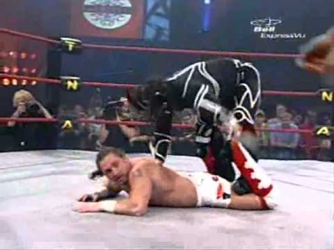 TNA Petey Williams Vs Jushin Liger