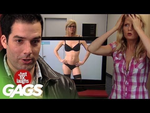 Best of Just For Laughs Gags – Best Sexy Pranks