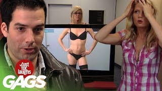 Best of Just For Laughs Gags - Best Sexy Pranks view on youtube.com tube online.