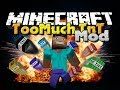 Minecraft Mod - Too Much TnT Mod - New TNT Types