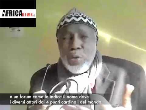 Intervista a Mamadou Cissokho