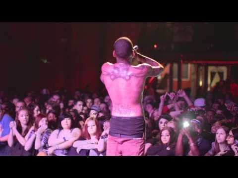 Kid Ink Live in Philly [Wired 96.5 Who's Next Concert]