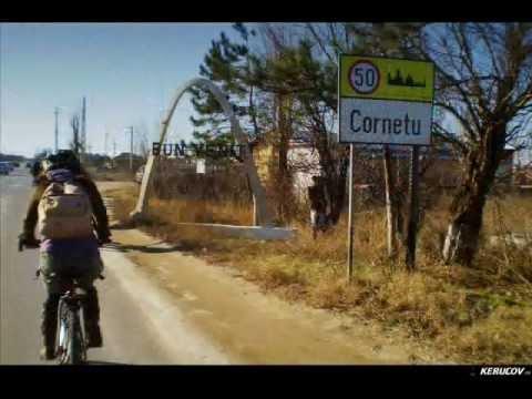 VIDEOCLIP Traseu MTB Bucuresti - Bragadiru - Lacul Mihailesti