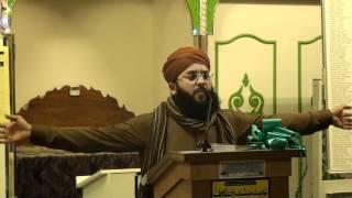 Sajid Qadri Balaghal Ulaa Holland Rotterdam 2012 Masjid Ghausia