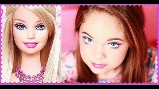 Barbie Makeup Tutorial ?