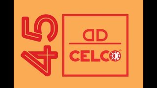 CELCO | CELCO aniverseaza 45 ani