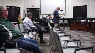 Consultant Hawes Explains Whats Wrong with Original TIF Plan