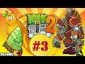 Plants Vs Zombies 2: Kung Fu World - Part 3 Walkthrough Gameplay (China Version)
