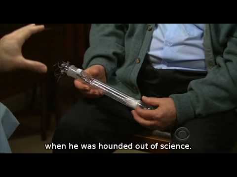 Cold Fusion: McKubre interview from 60 minutes -- with subtitles -- part2