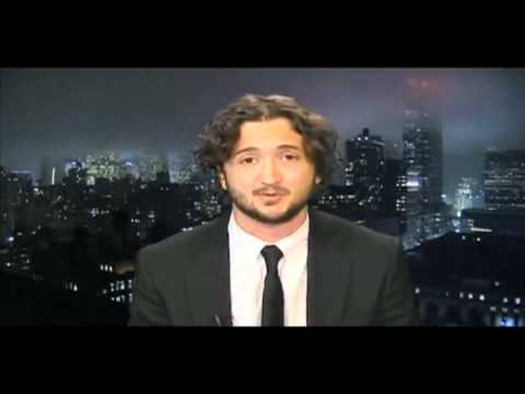 Lee Camp on Newsnite with Tea Party Queen Sharon Angle