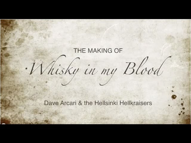 The making of Whisky in my Blood