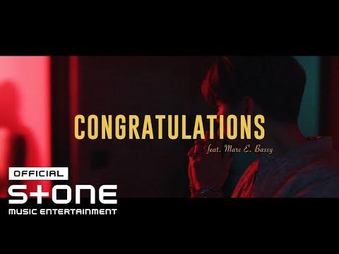 Eric Nam 에릭남 – 'Congratulations Feat. Marc E. Bassy' MV