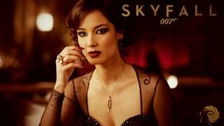 AprilAthena7 – Skyfall 007 Movie Bond Girl Berenice Marlohe Makeup Tutorial, Outfit, Hair & Nails!