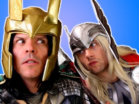 Thor and Loki Therapy! Session #17!