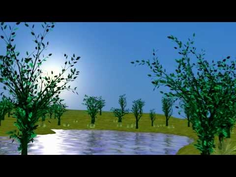 Lake 3D - 3D Animation (Blender)