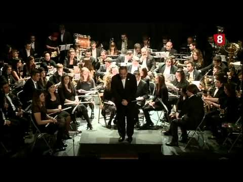 Banda de Musica de Alba de Tormes - Pasodobles Taurinos - 25-12-2012