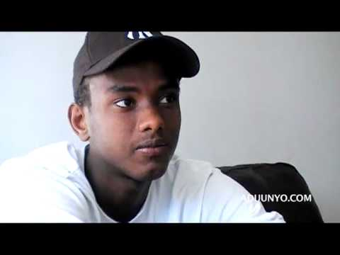 Aduunyo.com's exclusive interview with Abdisalan Ibrahim from Manchester City (Part 1)