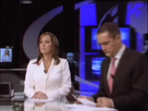 ANA GABRIELA MOSS PROMO TVC NOTICIAS DE LA TARDE