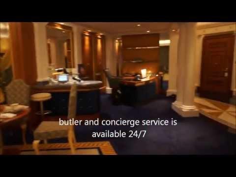 Luksuzna soba – Burj Al Arab