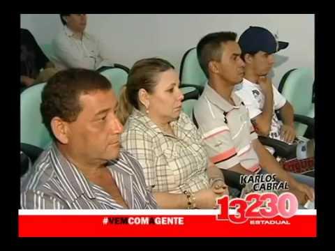 KARLOS CABRAL CONTRA A PRIVATIZAÇÃO DA SANEAGO