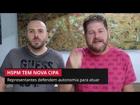 CIPA toma posse no HSPM