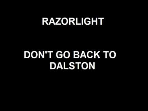 Razorlight - Dalston