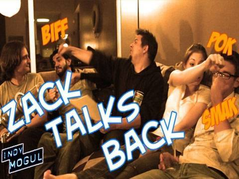 Zack Talks Back! : Viewer Comments
