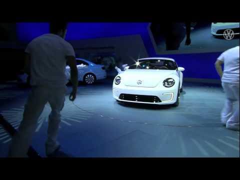 Presentación Volkswagen E-Bugster Concept en Detroit 2012 [HD] - UCEaD8_qT4qNha5wzeiSo8QA