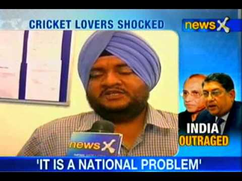 India outraged over BCCI