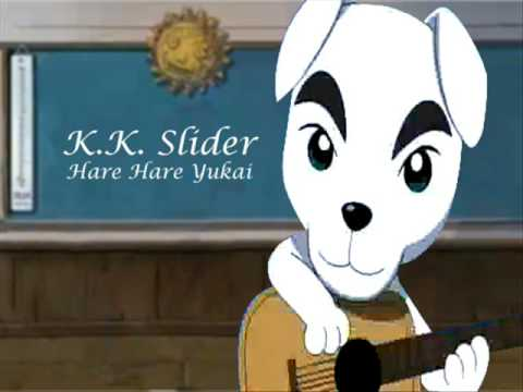 K.K. Slider Remixes