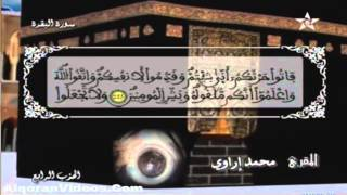 HD المصحف المرتل الحزب 04 للمقرئ محمد إراوي