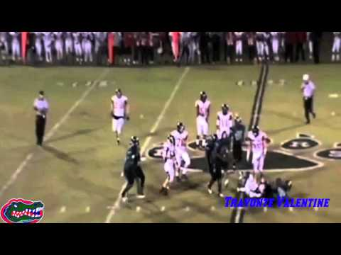 Travonte Valentine – Bayside High School – Class of 2014