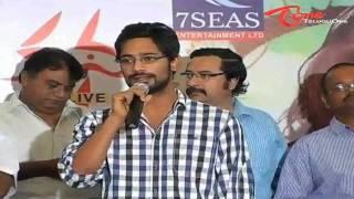 Brahmi Gadi Katha Movie Game Launch