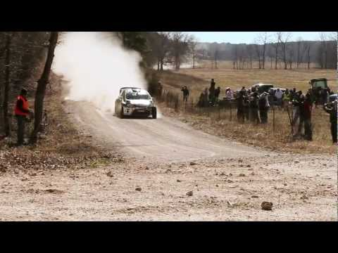 Ken Block WINS the 2012 Rally in the 100 Acre Wood